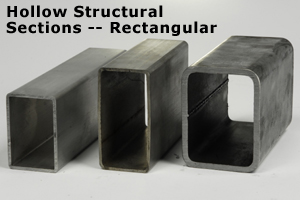 U Clamp Pipe Support Hollow Structural Sect...