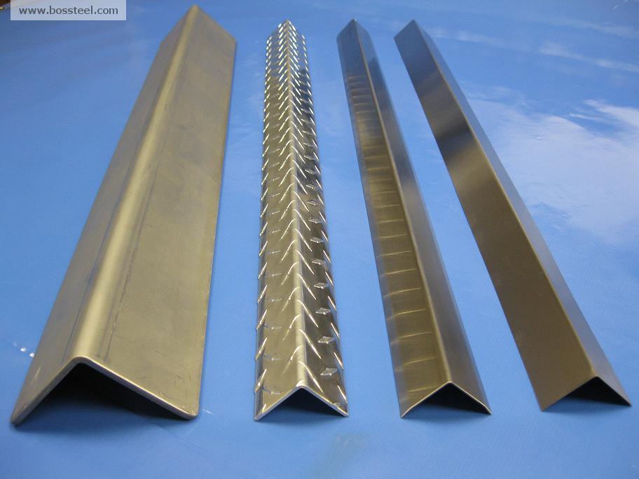 Metal Corner Guards Boss Steel Limited