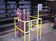 Gas Cylinder Storage Corral Toronto